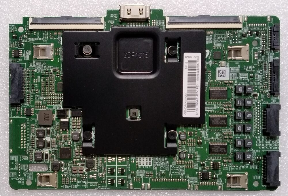 BN94-11487K - Modulo main Samsung QE55Q7CAMTXZT - Pannello CY-XM055FLAV2H TV Modules