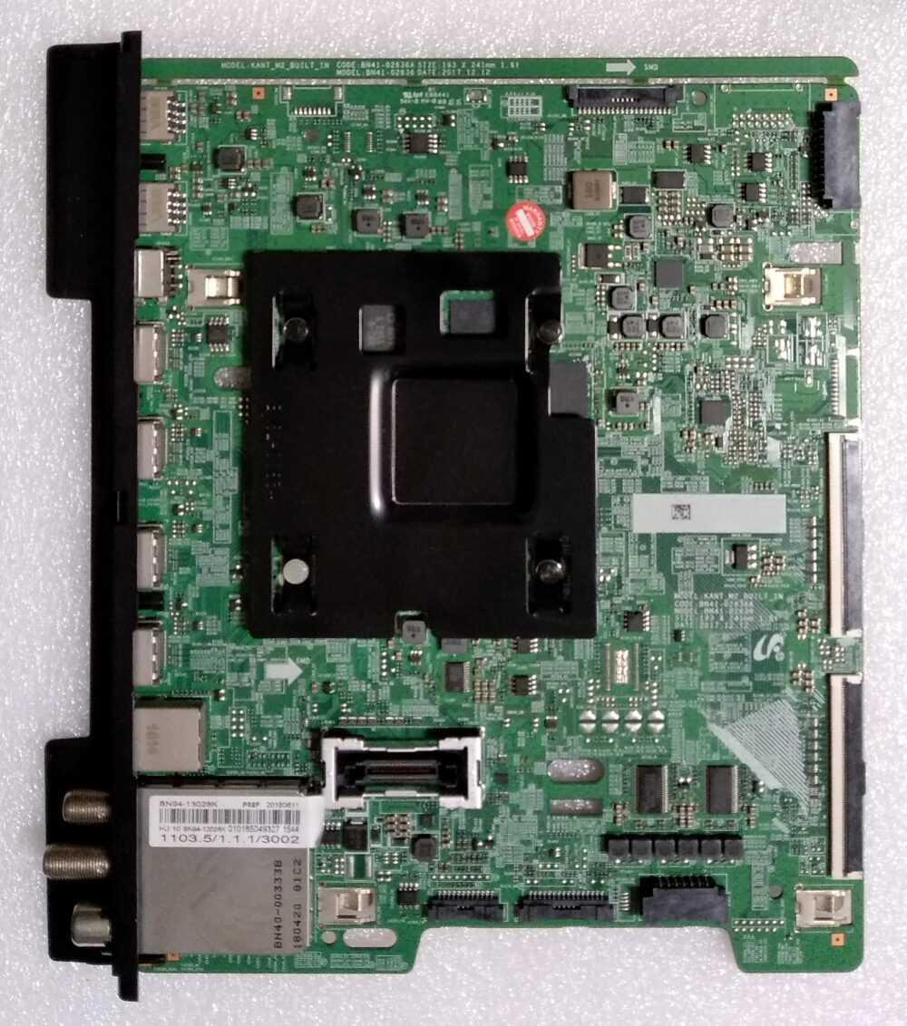 BN94-13028K - BN41-02636A - Modulo main Samsung QE55Q6FNATXZT - Pannello CY-QN055FLAV5H TV Modules