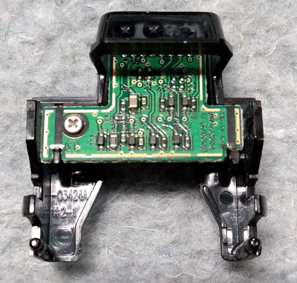 BN96-39802C - BN41-02515A - Ricevitore IR + tasto power Samsung UE40MU6400UXZT TV Modules