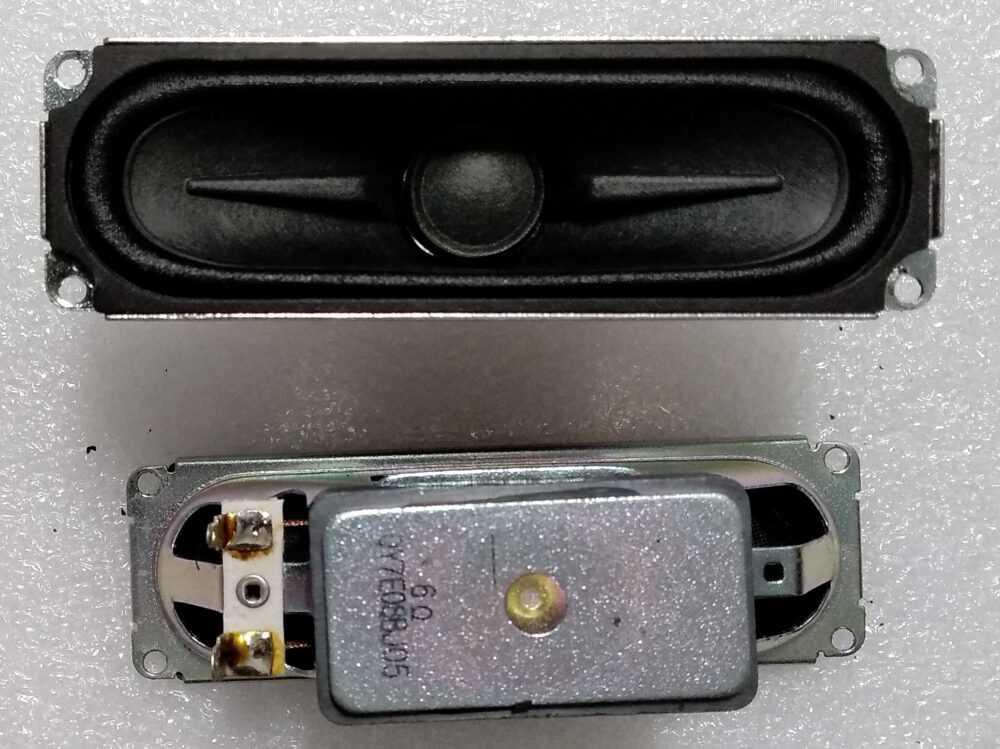 Coppia altoparlanti Samsung UE40MU6400UXZT - 6 ohm TV Modules
