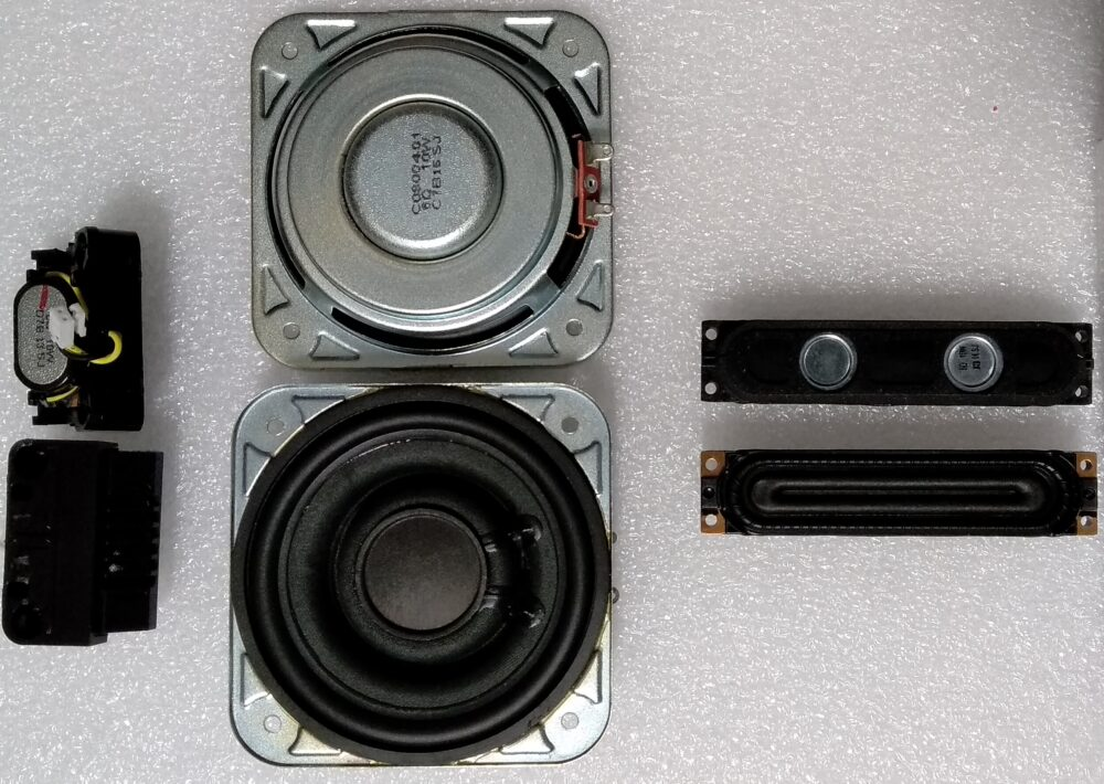Kit speaker Samsung QE55Q7CAMTXZT TV Modules