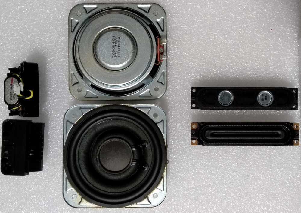 Kit speaker Samsung QE55Q8CAMT TV Modules