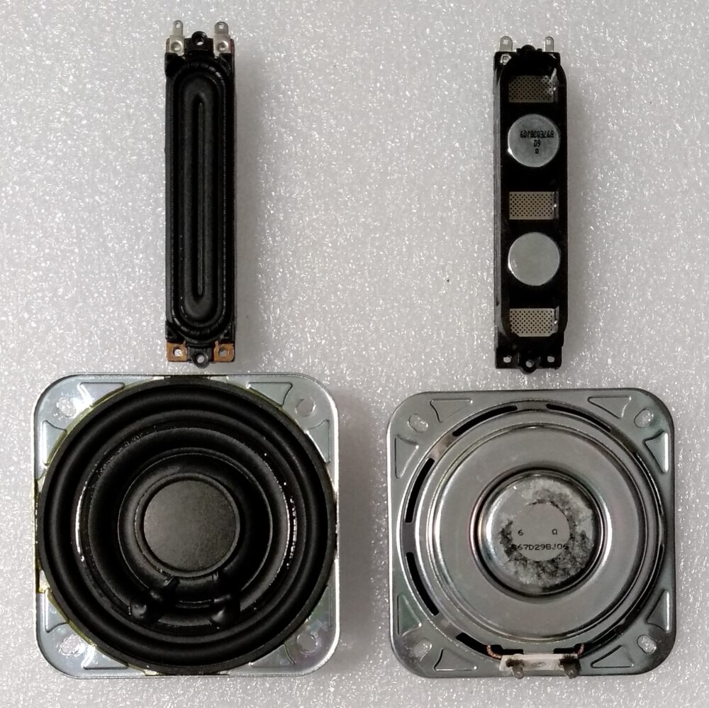 Kit speaker Samsung UE65LS003AUXZT TV Modules