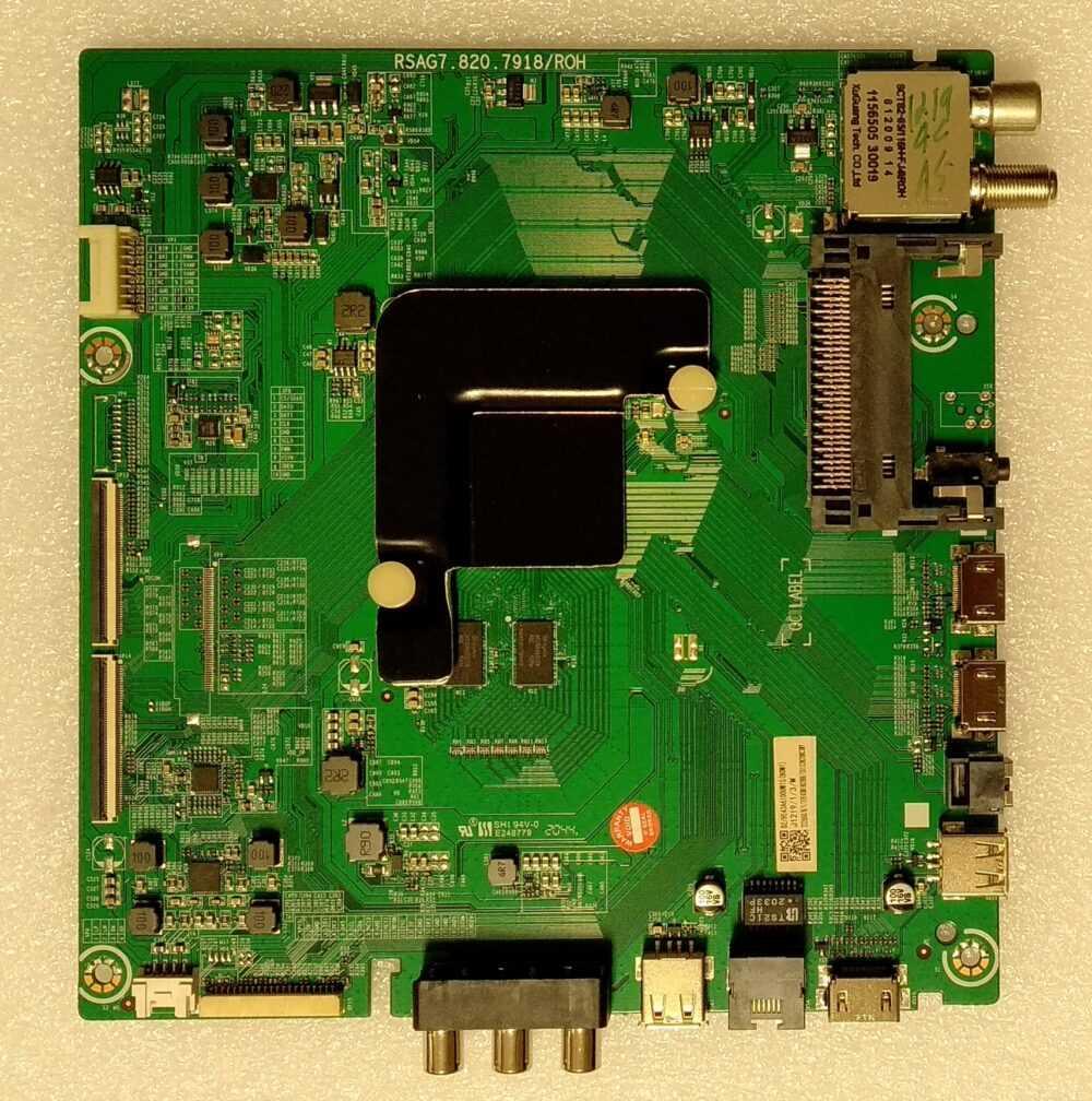 RSAG7.820.7918-ROH - Modulo main Hisense - H43A6100 HSSO-436100798EU - Pannello JHD425S1U51-T0-S0-FM TV Modules