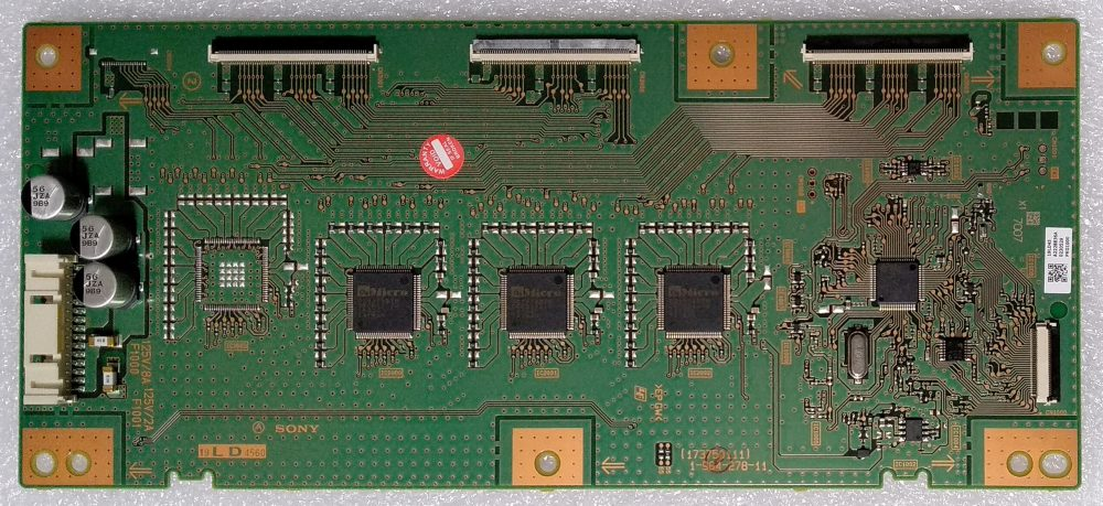 1-964-278-11 - Modulo inverter Sony 55XG9505 - Pannello YD9S055DND01 TV Modules