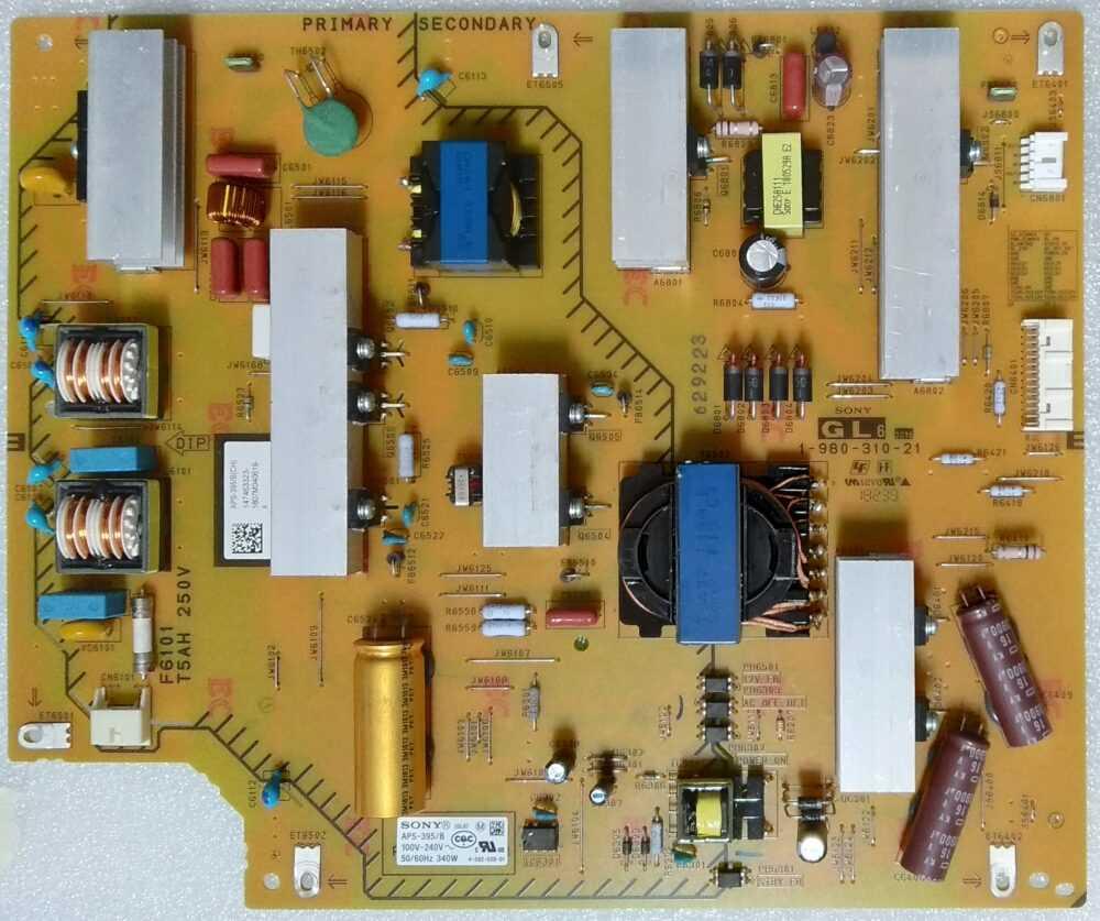 1-980-310-21 - APS395 B - Modulo power Sony KD-65XF7096 TV Modules