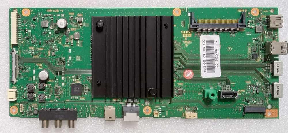 1-983-119-11 ( 173703211 ) - Main Sony KD-65XF7096 - Pannello S650QF59 V5 TV Modules
