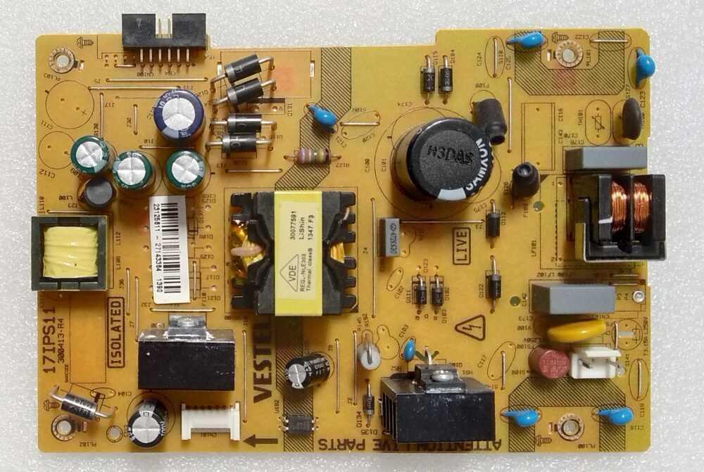17IPS11 - 23125811 - Modulo power Telefunken TE32182B301C10 UD-LED TV Modules