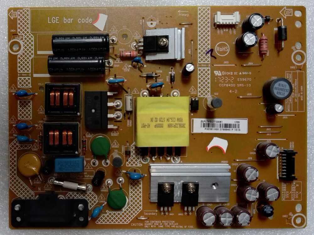 715G7801-P01-W06-0H2H - Modulo power LG 32LJ580U-ZA TV Modules