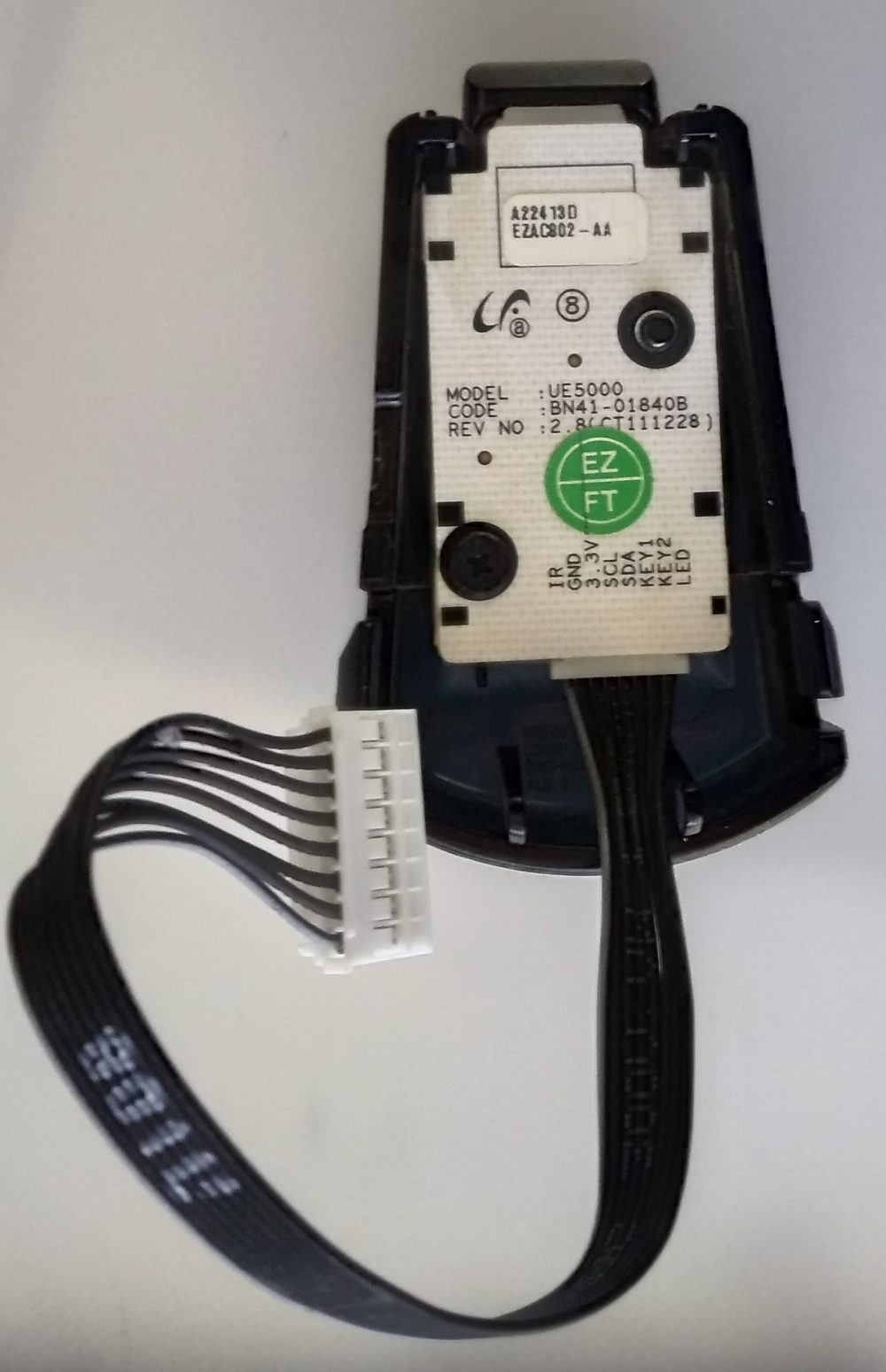 BN41-01840B - Ricevitore IR con switch function Samsung UE320EH5000W TV Modules