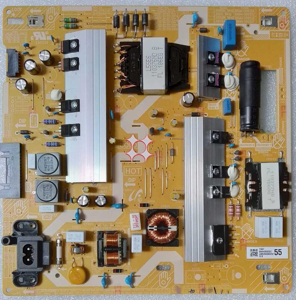BN44-00932C - Modulo power Samsung UE49NU7170UXZT TV Modules