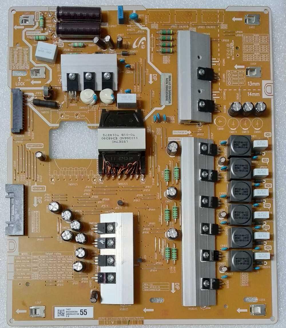 BN44-00939A - Modulo power Samsung QE55Q8CNAT TV Modules