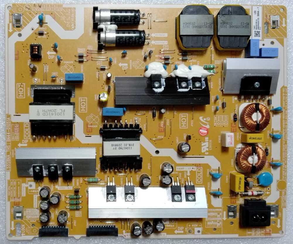 BN44--01051A - Modulo power Samsung QE55Q82TATXZT TV Modules