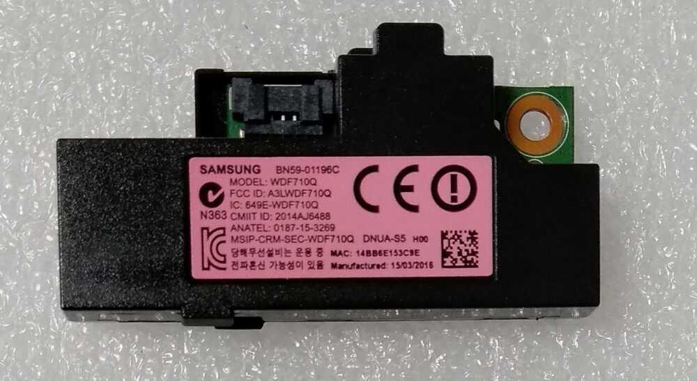 BN59-01196C - WDF710Q - Modulo WI-FI Samsung UE40J5202AKXXH TV Modules