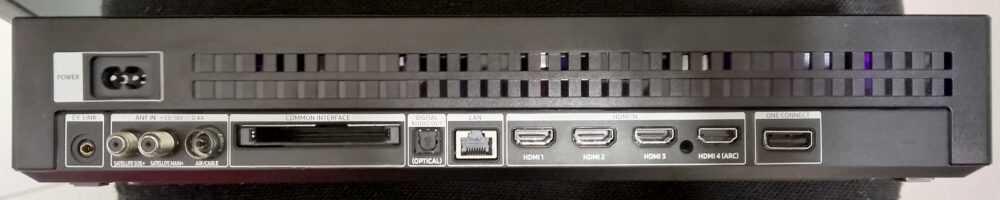 BN91-19870C - Modulo completo one-connect Samsung QE55Q8CNAT - Pannello CY-XN066FLAV2H B TV Modules