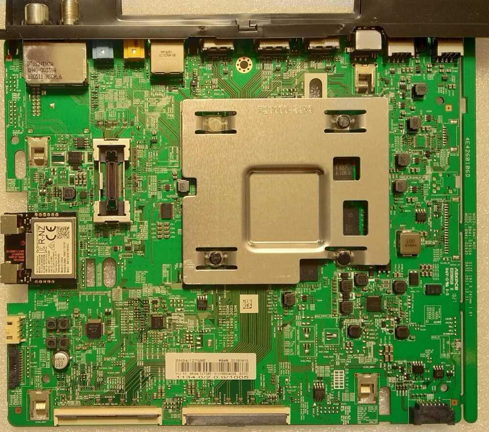 BN94-12798E - BN41-02635A - Modulo Main Samsung UE49NU7170UXZT - Pannello CY-NN049HG vers. 04 TV Modules