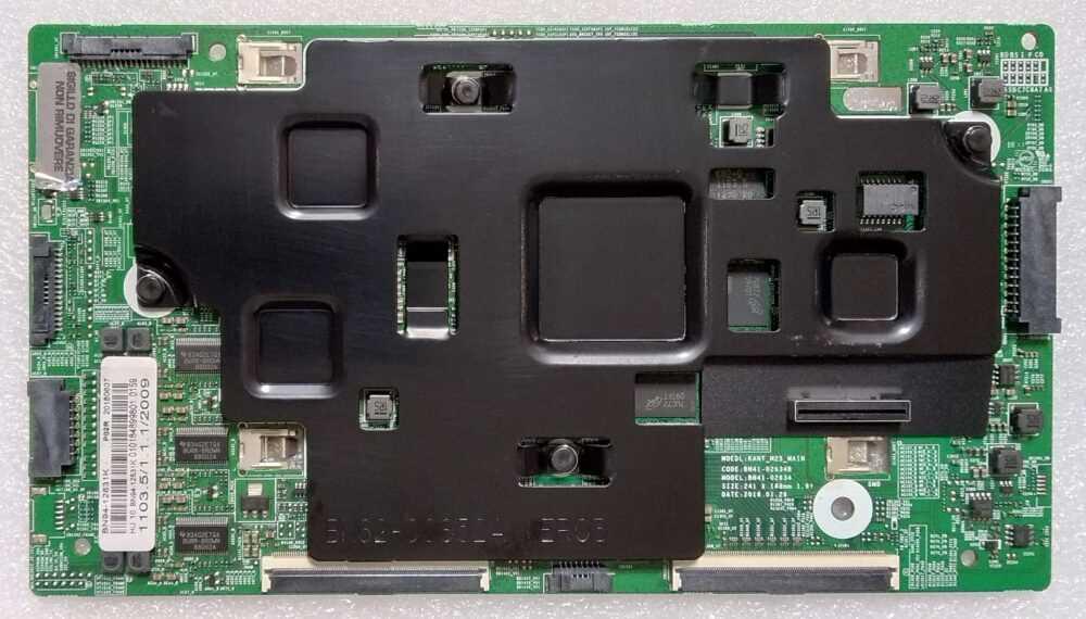 BN94-12831P - Modulo main Samsung QE55Q8CNAT - Pannello CY-XN066FLAV2H TV Modules