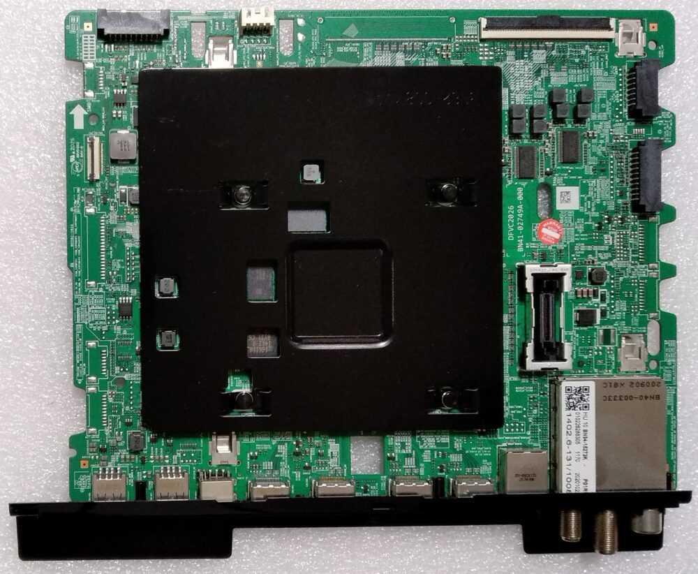 BN9415273K - BN41-02749A - Modulo main Samsung QE55Q82TATXZT - Pannello CY-TT055FMAV2H TV Modules
