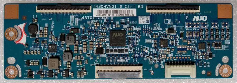 BN96-36970B - T430HVN01.6 - Modulo T-Con Samsung UE43M5500AKXZT - Pannello CY-KK043BGAV3H Vers (1) TV Modules