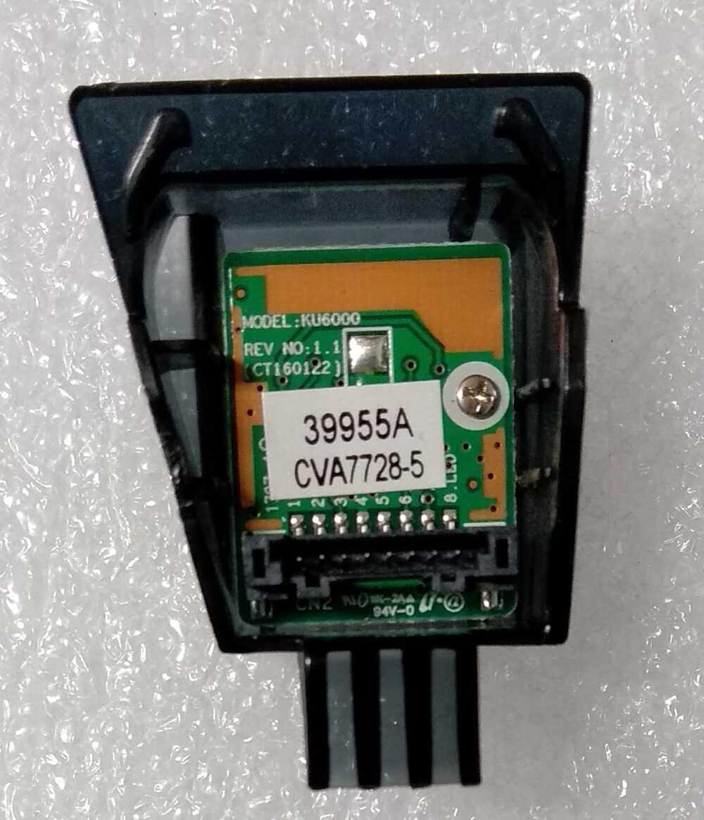 BN96-39955A - KU6000 - Modulo ricevitore IR Samsung UE49MU6120KXZT TV Modules