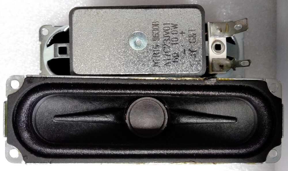 BN96-42847A - Coppia altoparlanti Samsung UE43M5500AKXZT - 6 ohm - 10W TV Modules