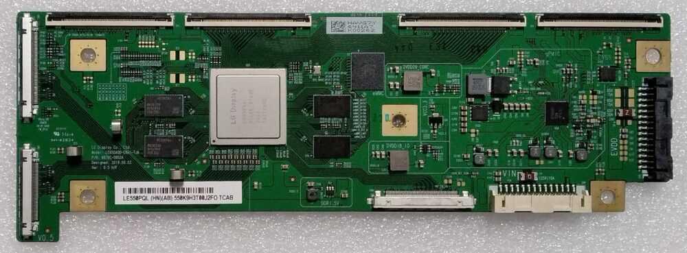 LE650AQD - 6870C-0852A - Modulo T-CON LG OLED55BX8LB - Pannello 550K9H3T00J2F TV Modules