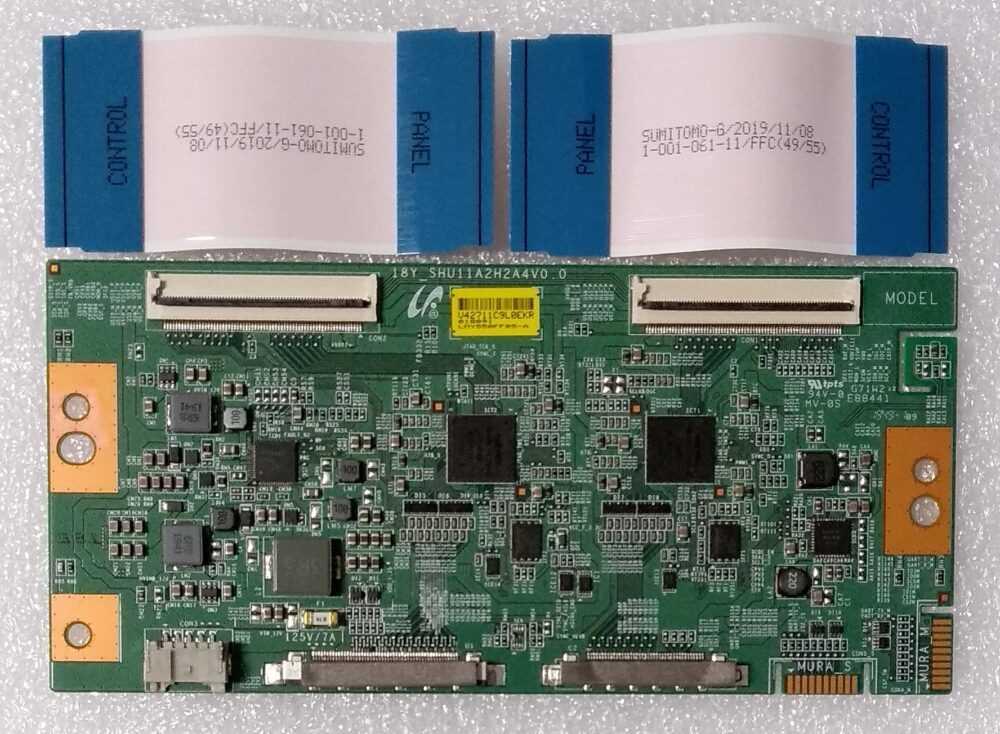 SHU11A2H2A4V0.0 - Modulo T-Con Sony 55XG9505 Pannello YD9S055DND01 TV Modules