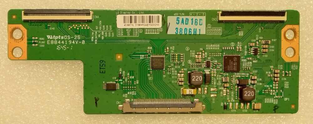 T-Con LG LC430DUY-SHA1 6871PL TV Modules