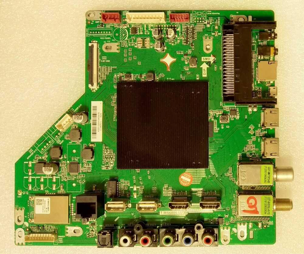 T.MS6886.U705 - Main Sharp 50BL6EA - Pannello LY.2HB11G001 TV Modules