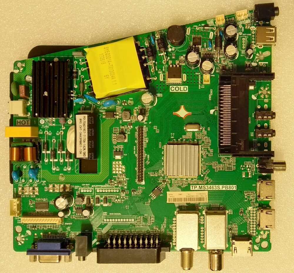 TP.MS3463S.PB801 - Modulo main Smart Tech LE32D11TZ - Pannello T320XVN02.G TV Modules