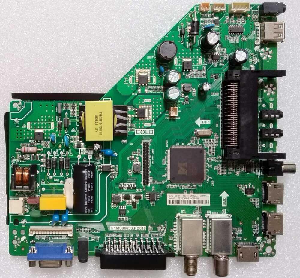 TP.MS3663SPB818 . Main Graetz GR32E3200 - Pannello T320XVN02.G TV Modules