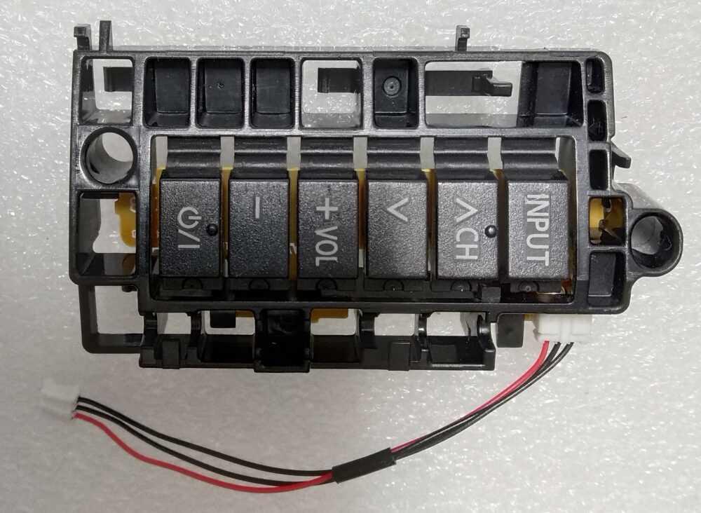 Tastiera locale comandi Panasonic TX-65GX810E TV Modules
