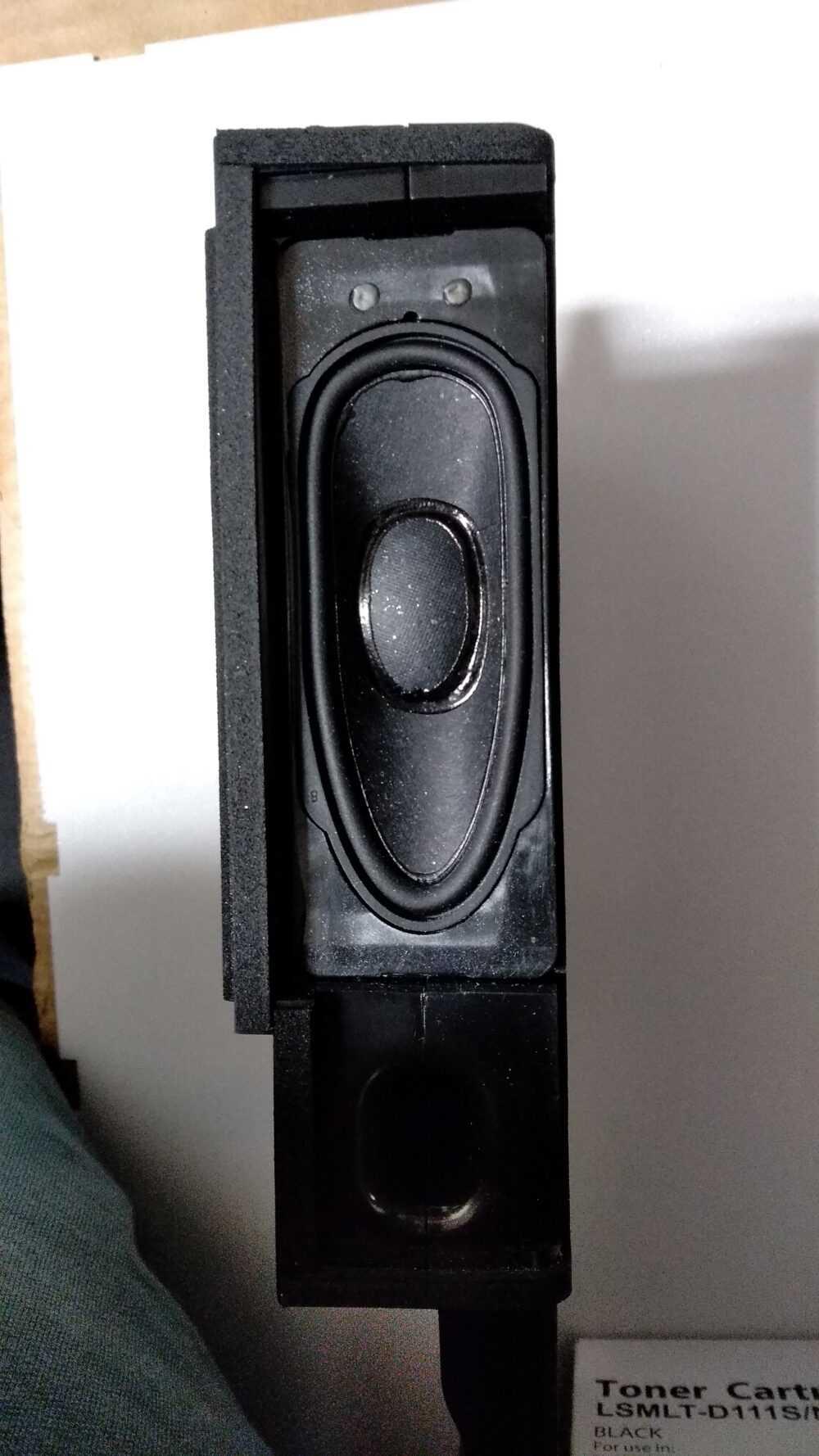 1 004-511-12 - Box speaker R + L completo TV Modules