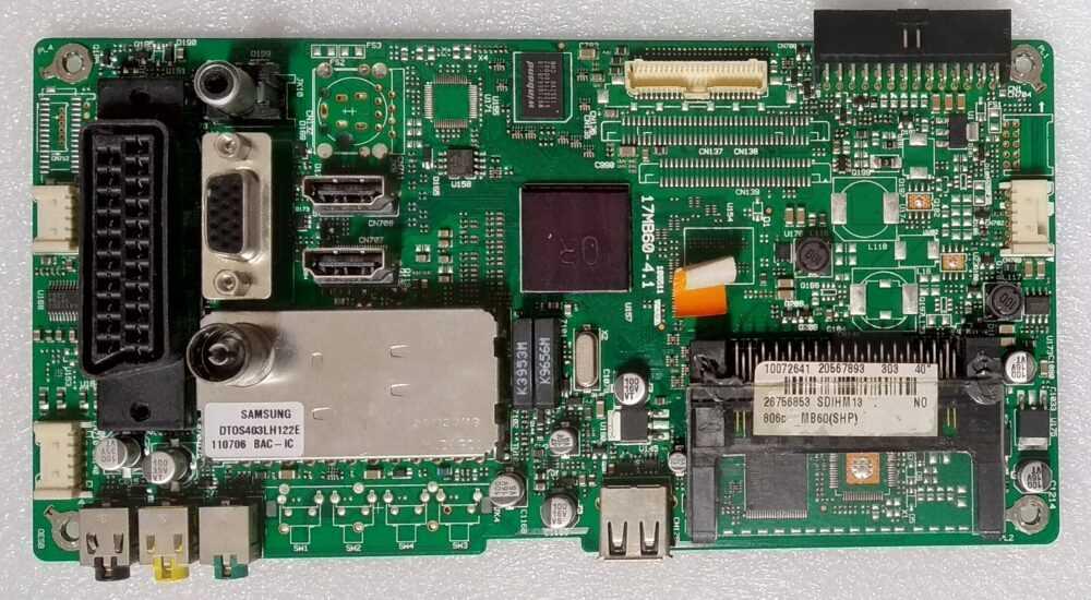 20567893 - 17MB60-4.1 - Modulo main Sharp LC-40LE510 TV Modules