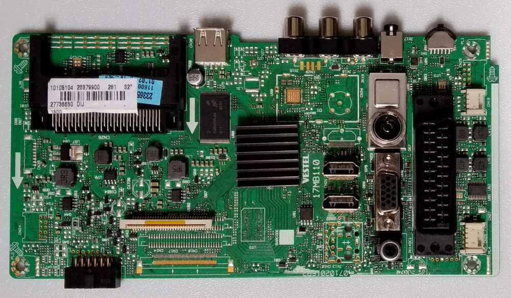 23379900 - 17MB110 - Main Telefunken TE32287B35TXD TV Modules