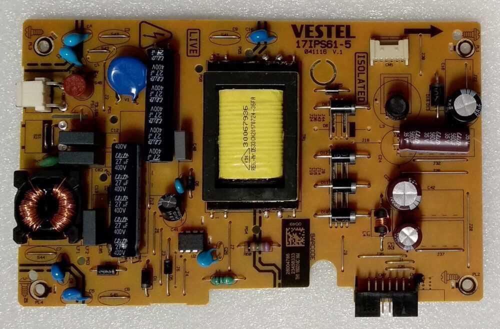 23458333 - 17IPS61-5 - Alimentatore Telefunken TE24283S27YXA TV Modules