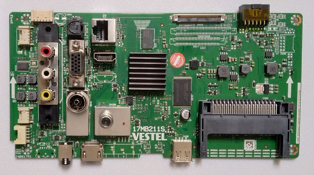 23639421 - 17MB211 - Modulo Main Telefunken TE43550B40Q2K TV Modules
