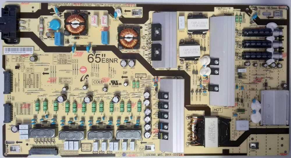 BN44-00912A - Modulo power Samsung UE65MU7000TXZT TV Modules