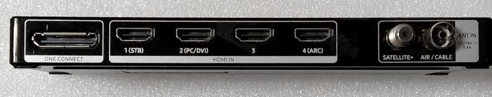 BN91-17814H - Modulo one connect Samsung UE49KS7000UXZT - Pannello CY-QK049FLLV3H ( Vers 01 ) TV Modules