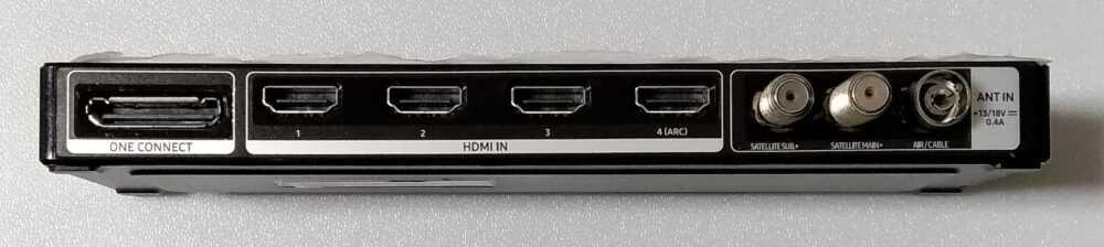 BN91-18726N - Modulo one connect Samsung UE65MU7000TXZT - Pannello CY-SM065FLAV3H TV Modules