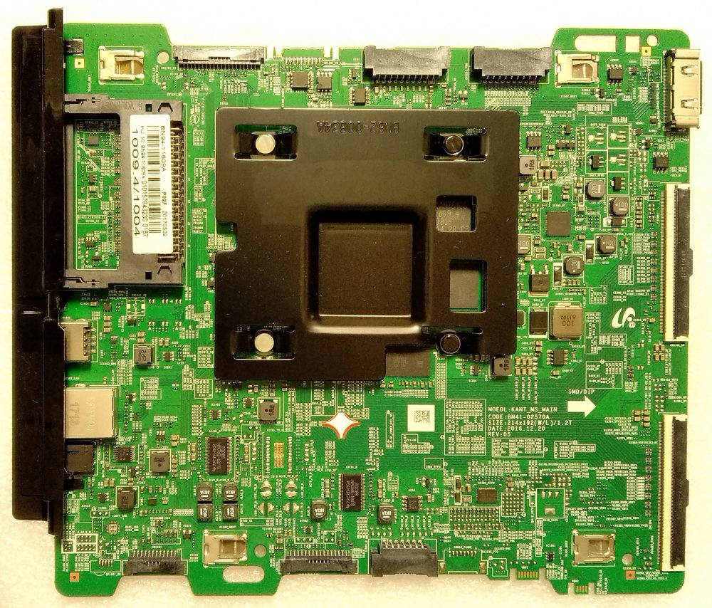 BN94-11609A - BN41-02570A - Modulo main Samsung UE55MU9000TXZT - Pannello CY-UM055FLLV1V ( Vers 01 ) TV Modules