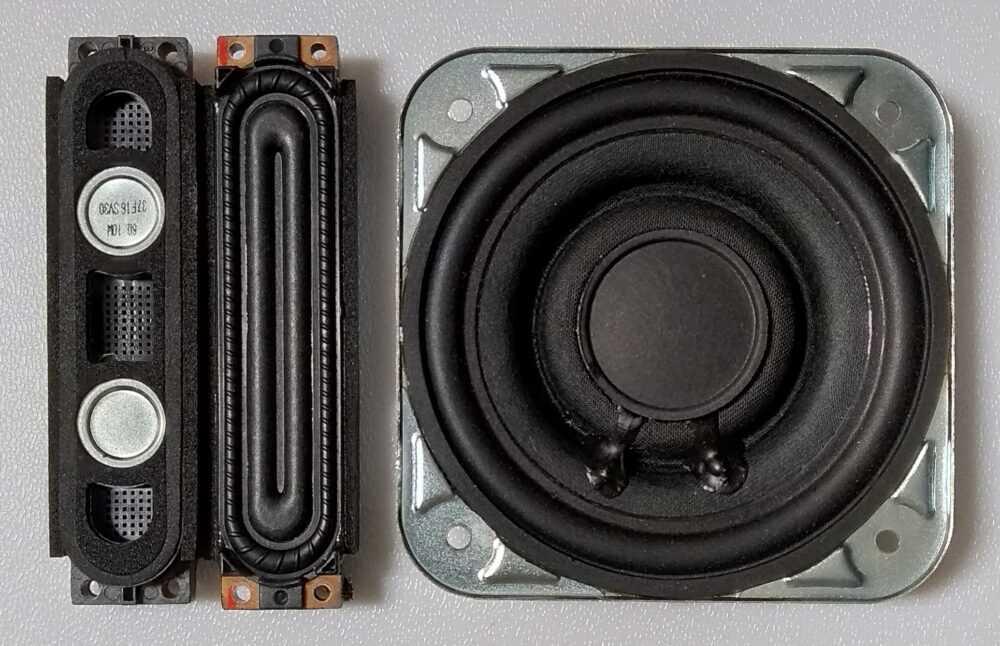 BN96-39968F - Coppia speaker Samsung UE65MU7000TXZT TV Modules