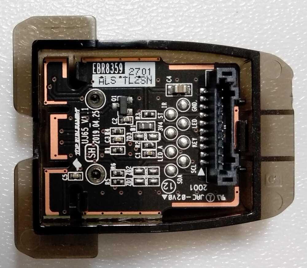 EBR83592701 - Modulo ricevitore LG 49UM7050PFL TV Modules