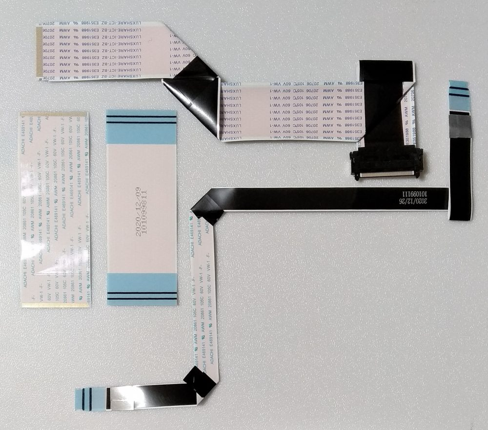 Kit flat LVDS, T-Con etc KD-40X80J - Pannello YSBM043CNO01 TV Modules