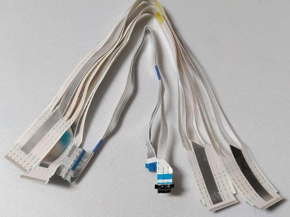 Kit flat completo ( LVDS - RIC. IR - WI-FI ) LG 49UM7050PFL - Pannello HC490DGG-SLTLA-A19X TV Modules