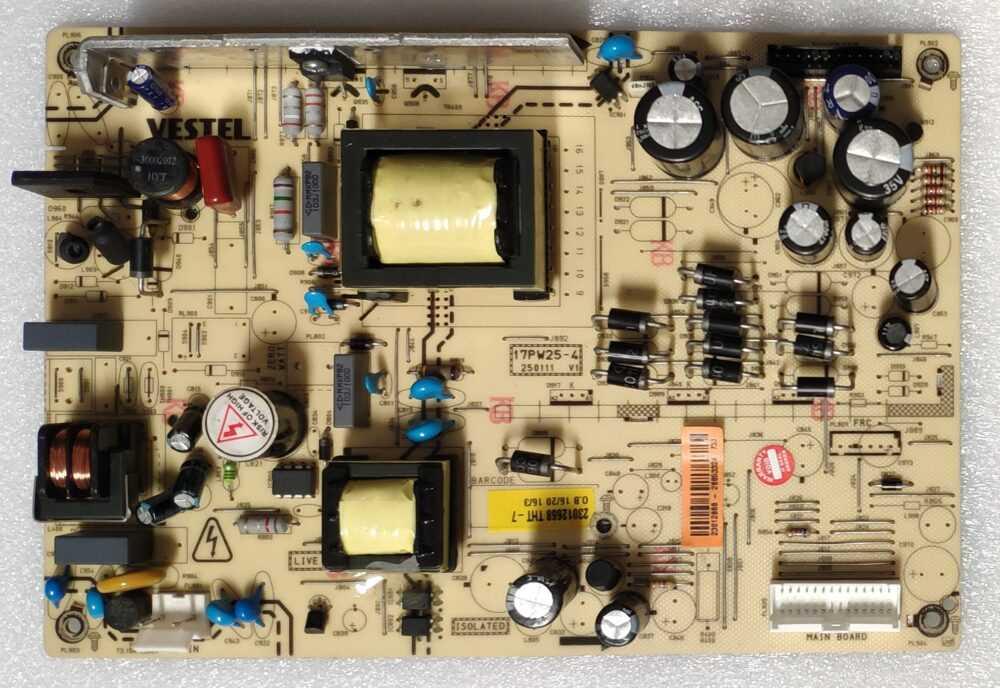 23012668 - 17PW25-4 - Modulo power Telefunken TE32843B16FH TV Modules
