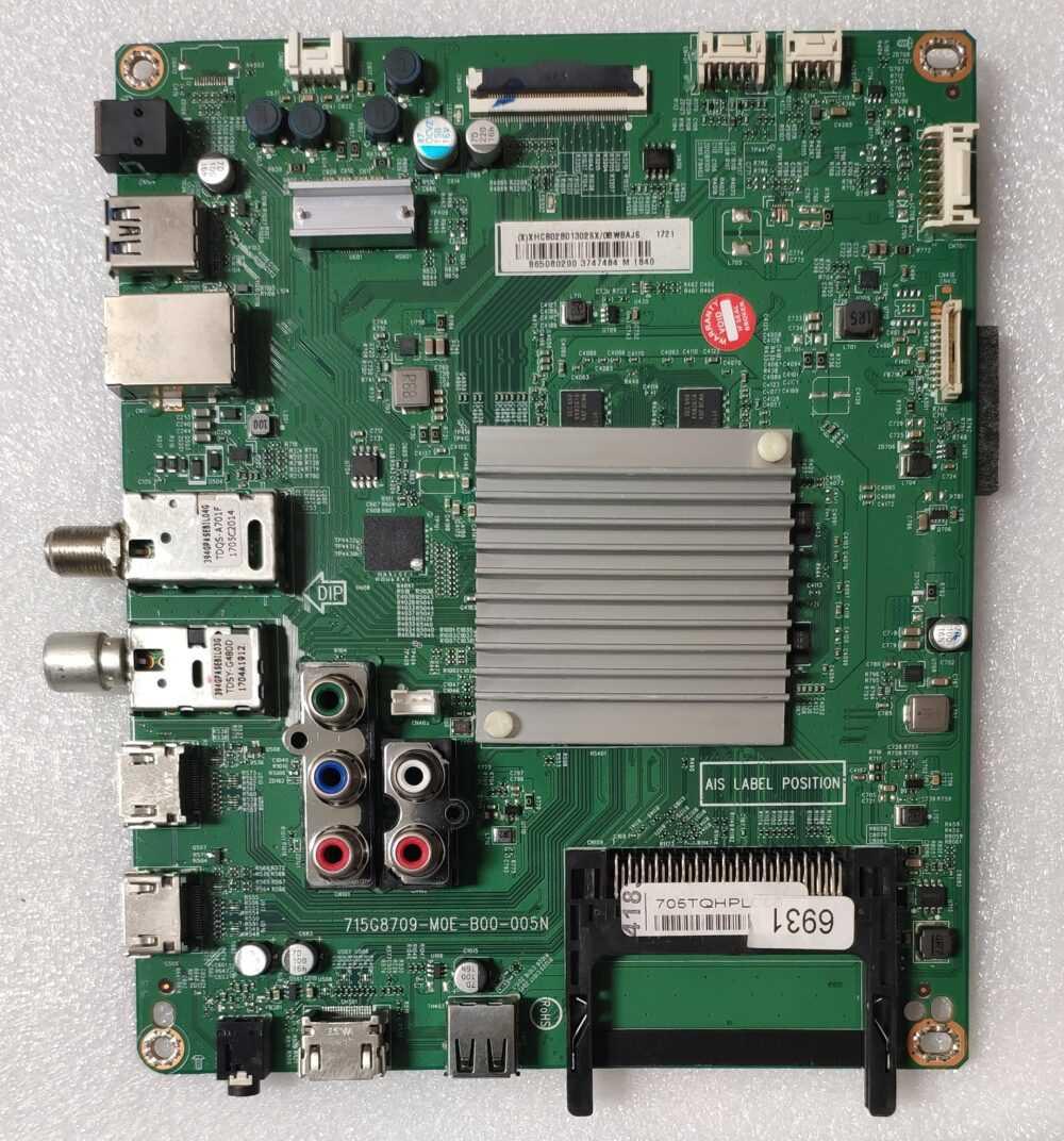 715G8709-M0E-B00-005N - Modulo main Philips 50PUS6162-12 - Pannello TV Modules