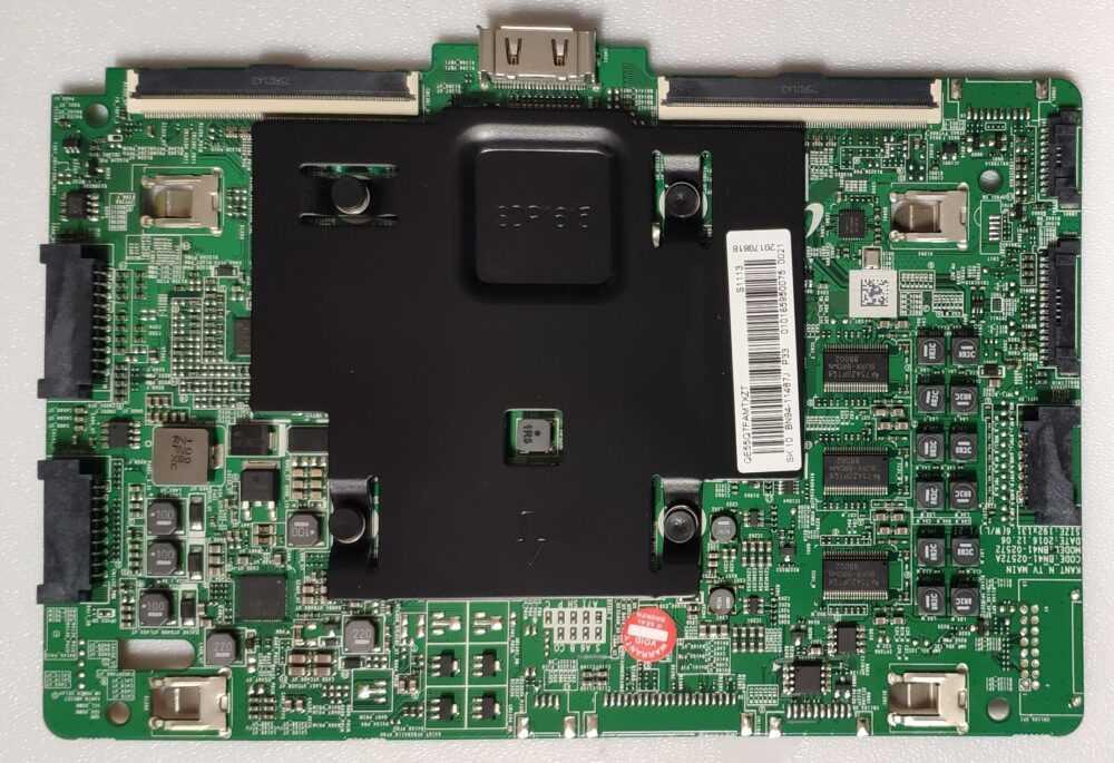 BN94-11487J - Modulo main Samsung QE55Q7FAMTXZT - Pannello CY-QM055FLAV2V-H - 55L1MU0QM - Vers No 02 TV Modules