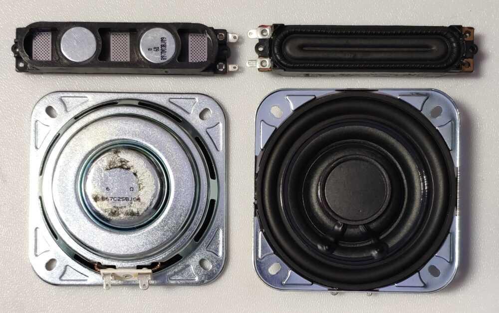 BN96-42182A - Kit speaker Samsung QE55Q7FAMTXZT TV Modules