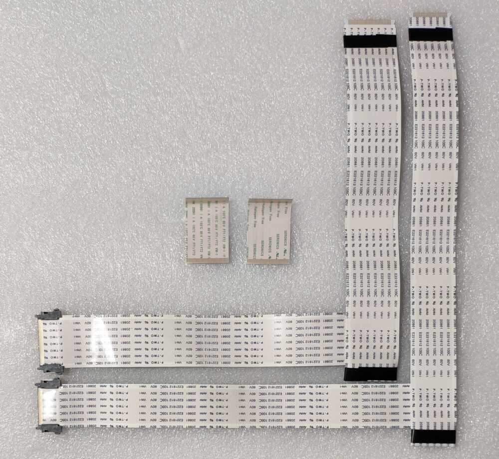TSCKF0170115 - TSCKF0170116 - Kit completo flat Panasonic TX-42ASE650 - Pannello LC420DUF TV Modules